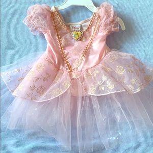 Disney princess baby tutu dress